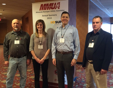 Heartland attends municipal leadership conferences