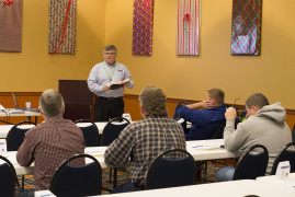 Winter Conference features electrical safety discussion