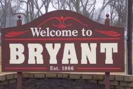 Bryant to bury lines with federal funding