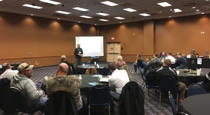Winter Conference focuses on linemen, superintendents