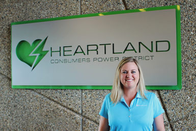 Heartland welcomes new administrative assistant