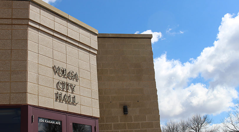 New Volga city administrator looking forward to community projects
