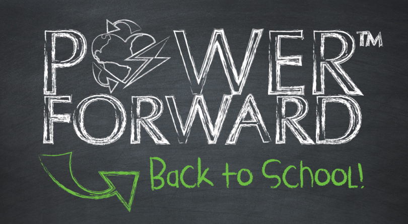 Power Forward: Back to School
