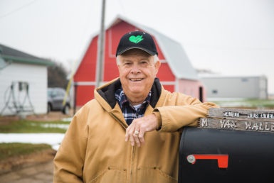 Merlin Van Walleghen retires from Heartland board