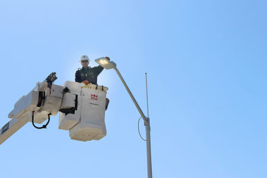 Lighting upgrades to save cities $20K