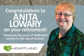 Groton finance officer Anita Lowary retiring