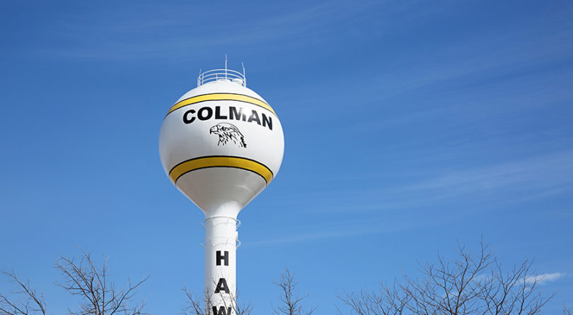 Colman to boost marketing efforts with LED message board