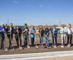 Interstate Batteries breaks ground in Arlington