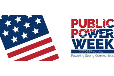 Utilities and staff are focal point of Public Power Week