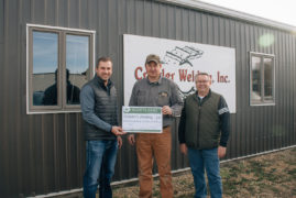 Crawler Welding finds new home in Lake Crystal